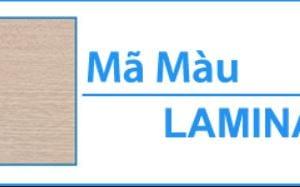Mã màu gỗ Laminate