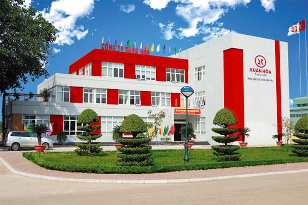 Hình ảnh công ty nội thất Xuân Hòa